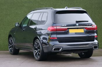 BMW X7 xDrive40i M Sport 5dr Step - Head up Display - M Sport exhaust system image 9 thumbnail