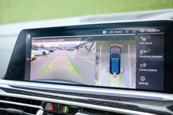 BMW X7 xDrive40i M Sport 5dr Step - Head up Display - M Sport exhaust system image 37 thumbnail