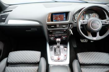 Audi Q5 SQ5 Plus Quattro 5dr Tip - Adaptive cruise control image 18 thumbnail