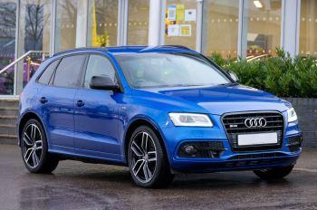Audi Q5 SQ5 Plus Quattro 5dr Tip - Adaptive cruise control 3.0 Diesel Automatic Estate (2016)