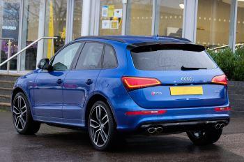 Audi Q5 SQ5 Plus Quattro 5dr Tip - Adaptive cruise control image 6 thumbnail