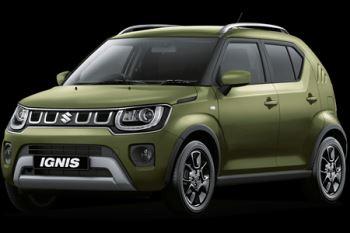 Suzuki Ignis 1.2 Dualjet 12V Hybrid SZ-T 5dr thumbnail image