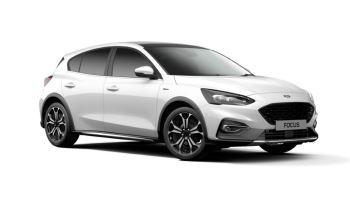 Ford Focus 1.0 EcoBoost Hybrid mHEV 155 Active X Vign Ed 5dr