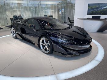 McLaren 600LT Spider SSG  3.8 Semi-Automatic 2 door Convertible (2019)
