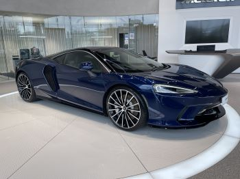 McLaren GT V8 2dr SSG 4.0 Automatic 3 door Coupe (2020)