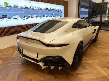 Aston Martin New Vantage 2dr ZF 8 Speed image 7 thumbnail