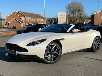 Aston Martin DB11 Volante V8 2dr Touchtronic 4.0 Automatic Convertible (2019)