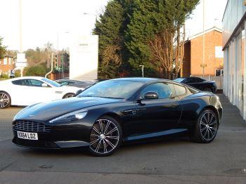 Aston Martin DB9 V12 2dr Touchtronic, Carbon Edition image 4 thumbnail