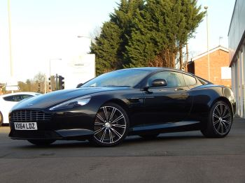 Aston Martin DB9 V12 2dr Touchtronic, Carbon Edition 5.9 Automatic Coupe