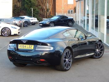 Aston Martin DB9 V12 2dr Touchtronic, Carbon Edition image 12 thumbnail