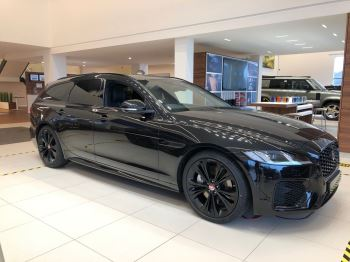 Jaguar XF Sportbrake 2.0 P250 R-Dynamic SE Automatic 5 door Estate