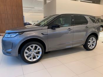 Land Rover Discovery Sport 2.0 D180 R-Dynamic S image 4 thumbnail