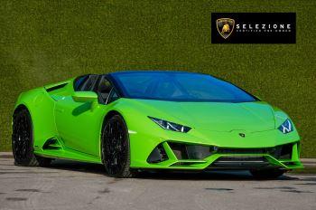 Lamborghini Huracan EVO Spyder 5.2 V10 610 2dr Auto image 1 thumbnail