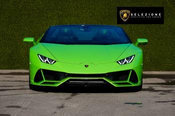Lamborghini Huracan EVO Spyder 5.2 V10 610 2dr Auto image 5 thumbnail
