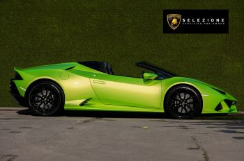 Lamborghini Huracan EVO Spyder 5.2 V10 610 2dr Auto image 2 thumbnail