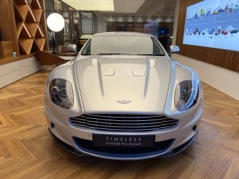 Aston Martin DBS V12 2dr Touchtronic Bond Car Bang and Olufsen  5.9 Automatic Coupe