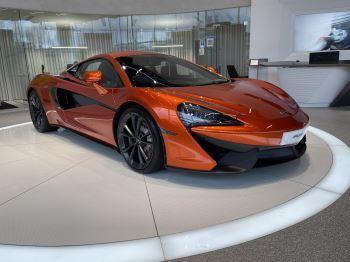 McLaren 540C 3.8 SSG  Semi-Automatic 2 door Coupe (2017)