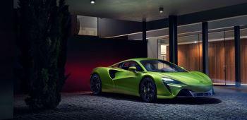 McLaren Artura - The full force of McLaren thumbnail image