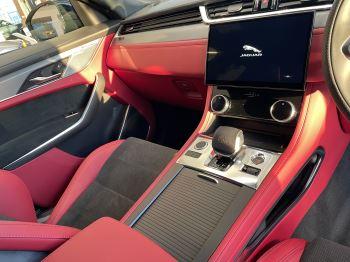 Jaguar F-PACE 5.0 V8 550 SVR AWD image 10 thumbnail