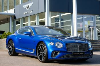 Bentley Continental GT 6.0 W12 Mulliner Driving Specification - First Edition Automatic 2 door Coupe (2019)