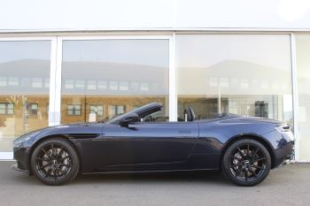 Aston Martin DB11 Volante V8 Volante 2dr Touchtronic image 13 thumbnail