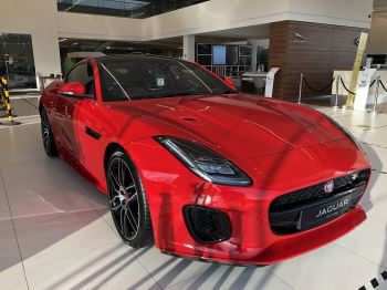 Jaguar F-TYPE 3.0 [380] S/C V6 Chequered Flag 2dr AWD Automatic Coupe