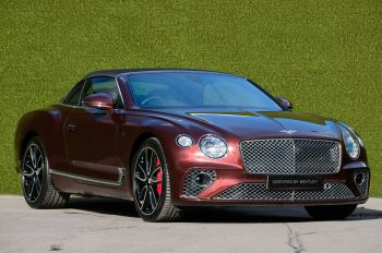 Bentley Continental GTC 6.0 W12 - First Edition Specification image 1 thumbnail
