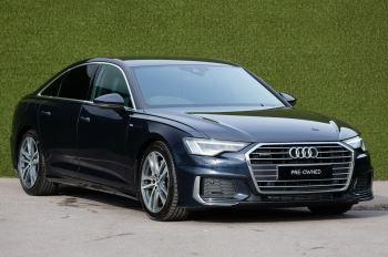 Audi A6 50 TDI Quattro S Line Tip - Digital Dash 3.0 Diesel Automatic 4 door Saloon