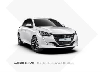 Peugeot 208 - Exclusive SOGO Leasing Offer thumbnail image