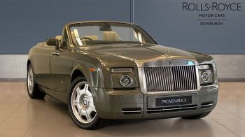 Rolls-Royce Phantom Drophead Coupe 2dr Auto 6.7 Automatic Convertible