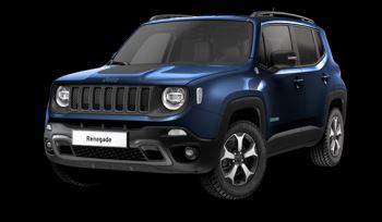 Jeep Renegade 4xe 1.3 Turbo 4xe PHEV 240 Trailhawk 5dr Auto thumbnail image