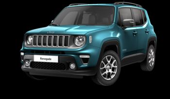 Jeep Renegade 4xe 1.3 Turbo 4xe PHEV 190 Limited 5dr Auto thumbnail image