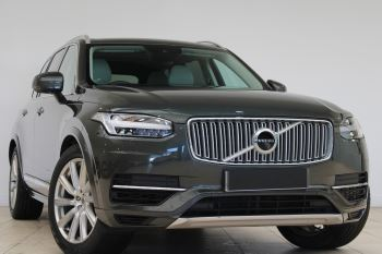 Volvo XC90 2.0 T8 Hybrid Inscription Pro 5dr Geartronic - 7 Seater Petrol/Electric Automatic Estate