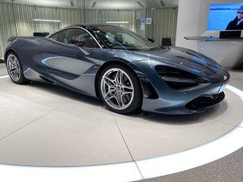 McLaren 720S V8 2dr SSG LUXURY image 1 thumbnail