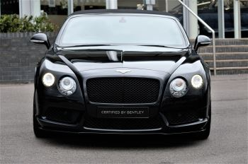 Bentley Continental GT V8 S Convertible Black Edition 4.0 V8 S 2dr - Concours Series  image 2 thumbnail