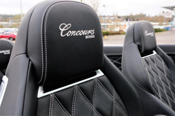 Bentley Continental GT V8 S Convertible Black Edition 4.0 V8 S 2dr - Concours Series  image 15 thumbnail