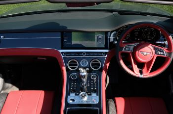 Bentley Continental GTC 6.0 W12 2dr image 12 thumbnail