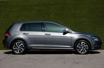 Volkswagen Golf 1.5 TSI EVO 150hp Match 5 Door DSG Auto with A/Con, Sat Nav, Alloys & Adaptive Cruise  image 2 thumbnail