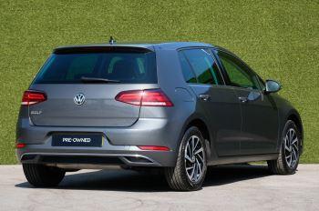 Volkswagen Golf 1.5 TSI EVO 150hp Match 5 Door DSG Auto with A/Con, Sat Nav, Alloys & Adaptive Cruise  image 4 thumbnail