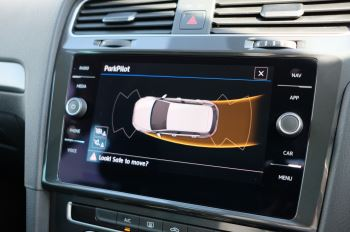 Volkswagen Golf 1.5 TSI EVO 150hp Match 5 Door DSG Auto with A/Con, Sat Nav, Alloys & Adaptive Cruise  image 26 thumbnail