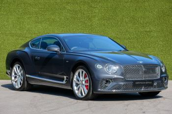 Bentley Continental GT 4.0 V8 Mulliner Edition 2dr Auto - City Specification - Panoramic Glass Roof Automatic Coupe