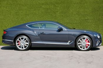 Bentley Continental GT 4.0 V8 Mulliner Edition 2dr Auto - City Specification - Panoramic Glass Roof image 3 thumbnail