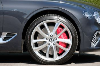 Bentley Continental GT 4.0 V8 Mulliner Edition 2dr Auto - City Specification - Panoramic Glass Roof image 8 thumbnail