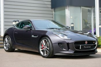 Jaguar F-TYPE 3.0 Supercharged V6 S 2dr AWD Automatic Coupe