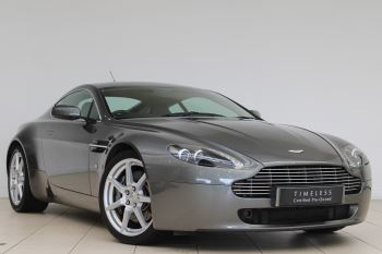 Aston Martin V8 Vantage Coupe 2dr 4.3 3 door Coupe
