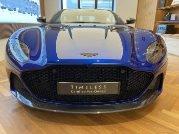 Aston Martin DBS V12 Superleggera 2dr Touchtronic 5.2 Automatic Coupe