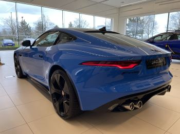 Jaguar F-TYPE 5.0 P450 Supercharged V8 Reims Edition 2dr Auto image 4 thumbnail