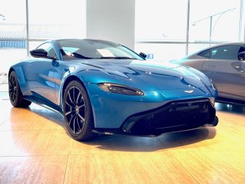Aston Martin New Vantage 2dr ZF 8 Speed 4.0 Automatic Coupe