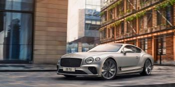 Bentley Continental GT Speed - Switch to thrill mode image 1 thumbnail