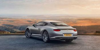 Bentley Continental GT Speed - Switch to thrill mode image 3 thumbnail